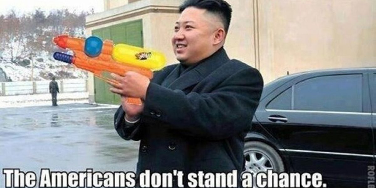 Se acabaron las burlas hacia Kim Jong-Un