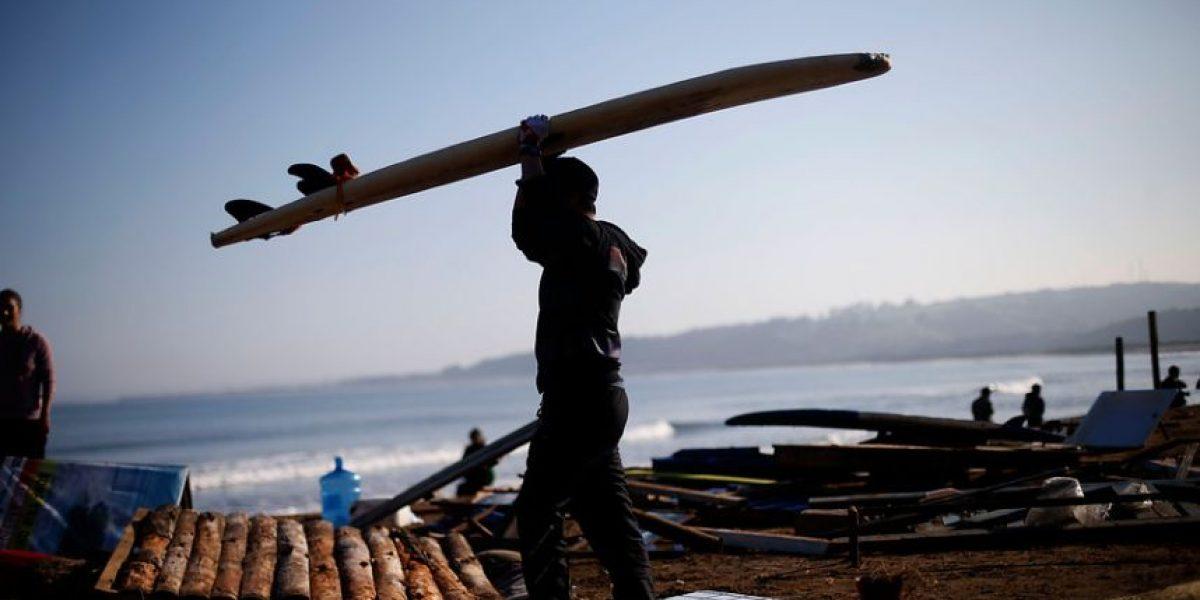 Encuentran con vida a kayakistas extraviados en Concón