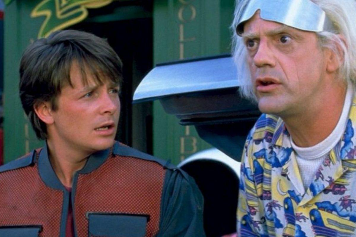 Esta película cumple 30 años y acá verán como cambiaron los actores. Foto:vía IMDB. Imagen Por: