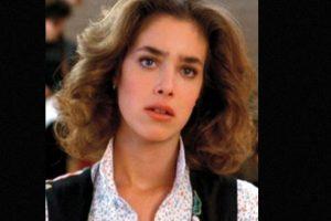 """Claudia Wells era """"Jennifer"""", la novia de """"Marty"""". Foto:vía IMDB. Imagen Por:"""