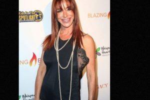 """Tiene 48 años. En 2011 participó en la serie """"The Mentalist"""" Foto:vía Getty Images. Imagen Por:"""