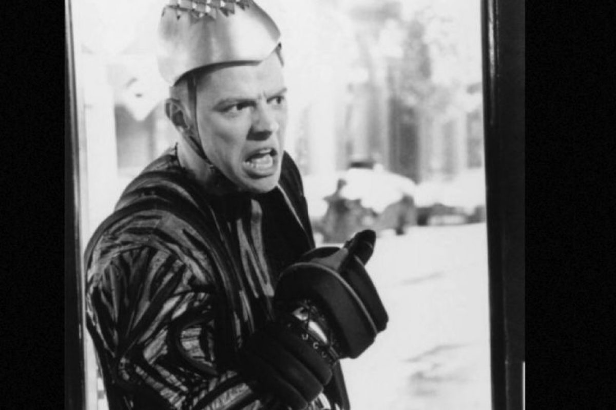 """Thomas Wilson era """"Biff Tanen"""" Foto:vía IMDB. Imagen Por:"""
