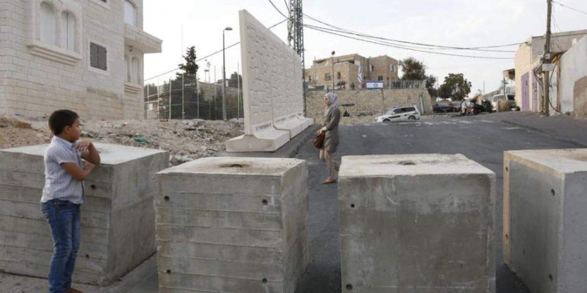 Israel decidió levantar un nuevo muro
