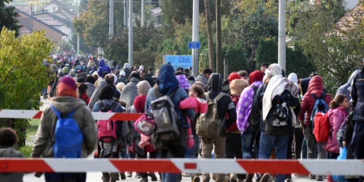 Eslovenia movilizará al Ejército ante la crisis migratoria en la frontera