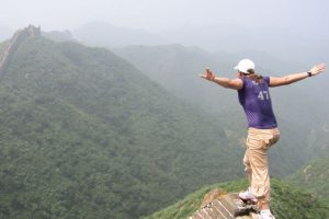 Simatai, en China Foto:greatwallhiking.com. Imagen Por: