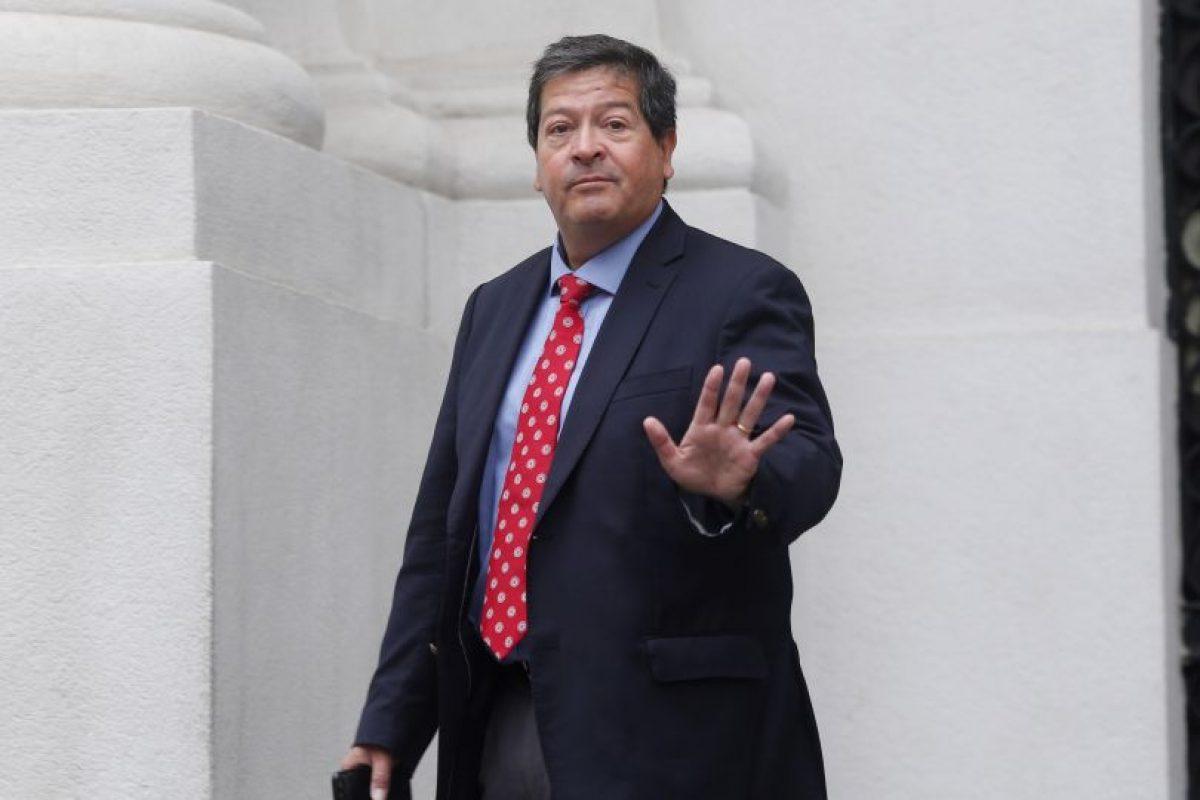 El presidente del Partido Radical Foto:Archivo Agencia Uno. Imagen Por: