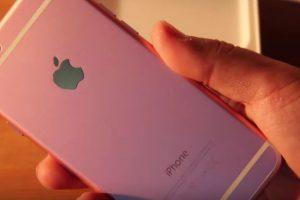 El color rosa es balanceado. Foto:ManDel Tech / YouTube. Imagen Por: