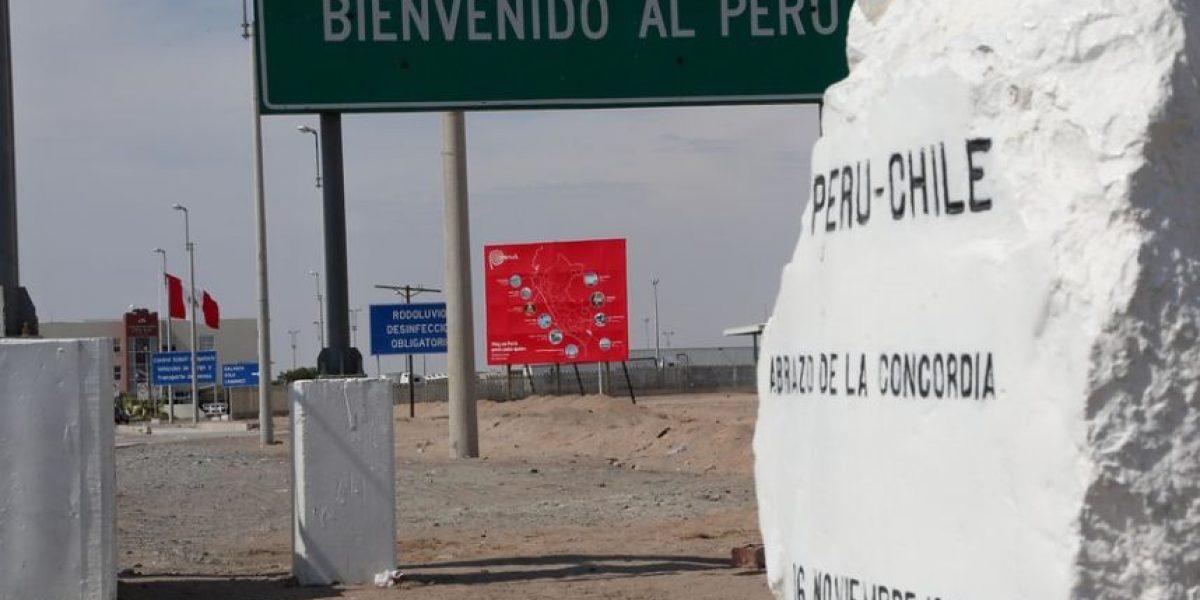 ¿Está realmente Perú legislando sobre territorio chileno?