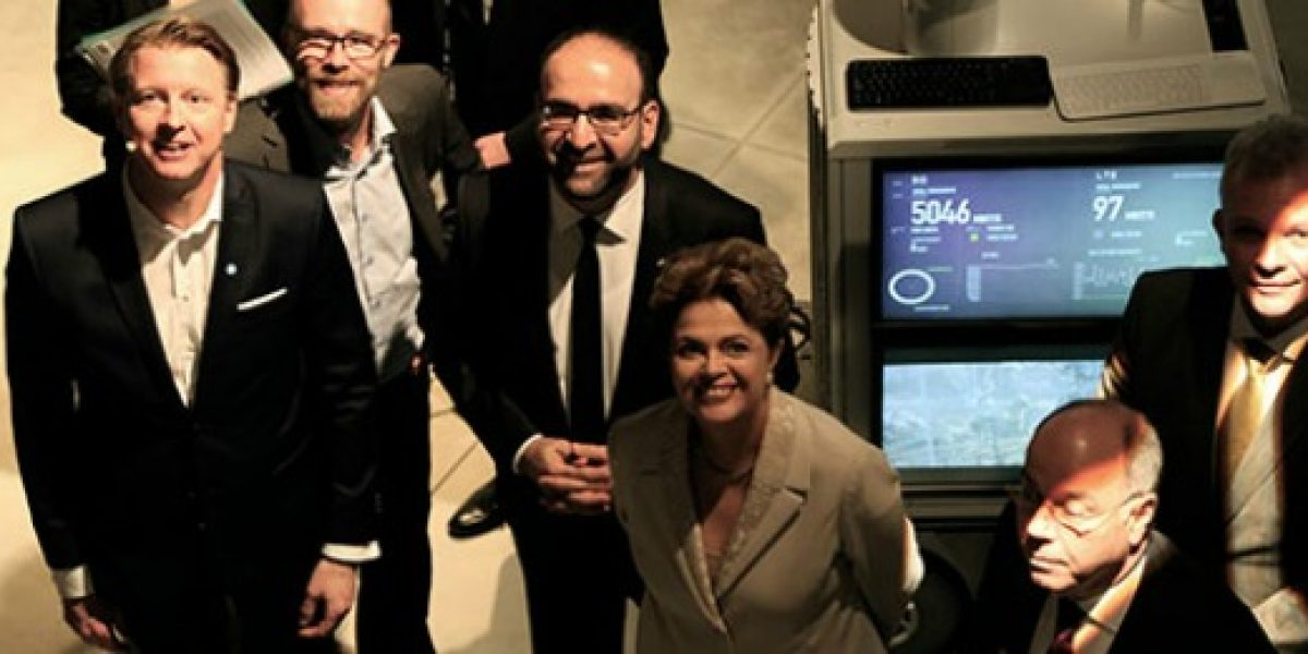 5G llega a Brasil en 2016