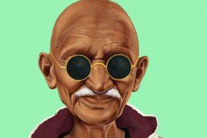 Ghandi Foto:amitshimoni. Imagen Por: