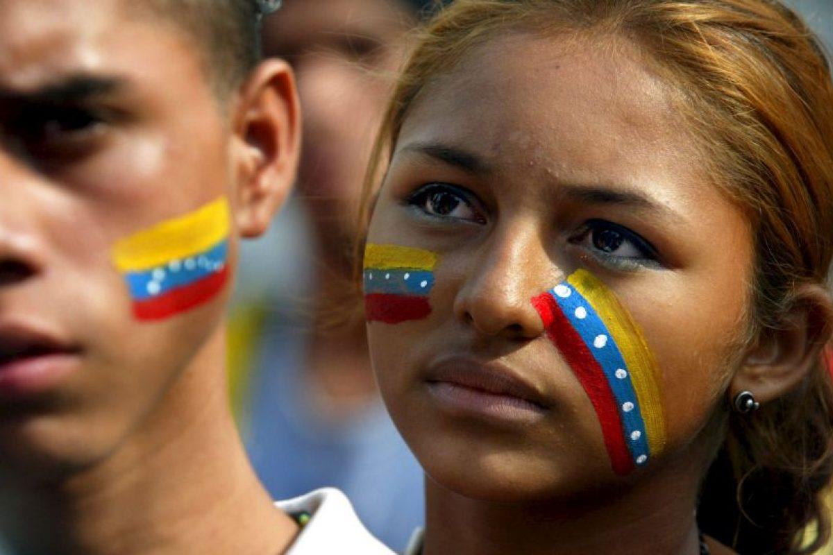 9. Venezuela Foto:Getty Images. Imagen Por:
