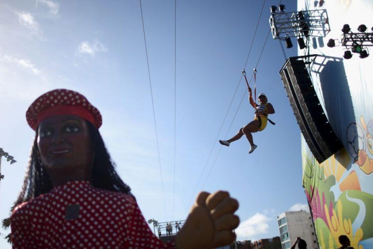 Fomenta el compañerismo Foto:Getty Images. Imagen Por:
