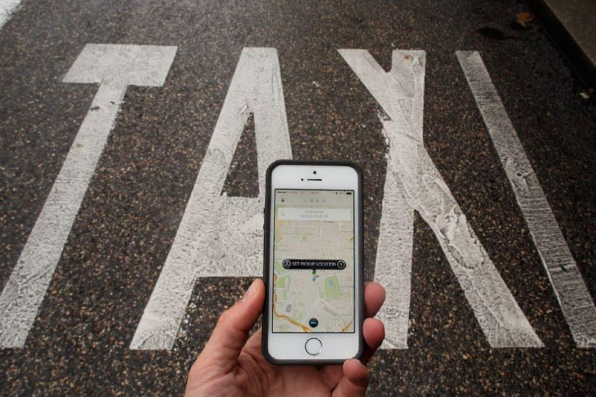 Únicamente se pueden ir después de cinco minutos de espera y si el usuario no contestó llamadas y/o mensajes enviados por el conductor para conocer el motivo de su demora. Foto:Getty Images. Imagen Por: