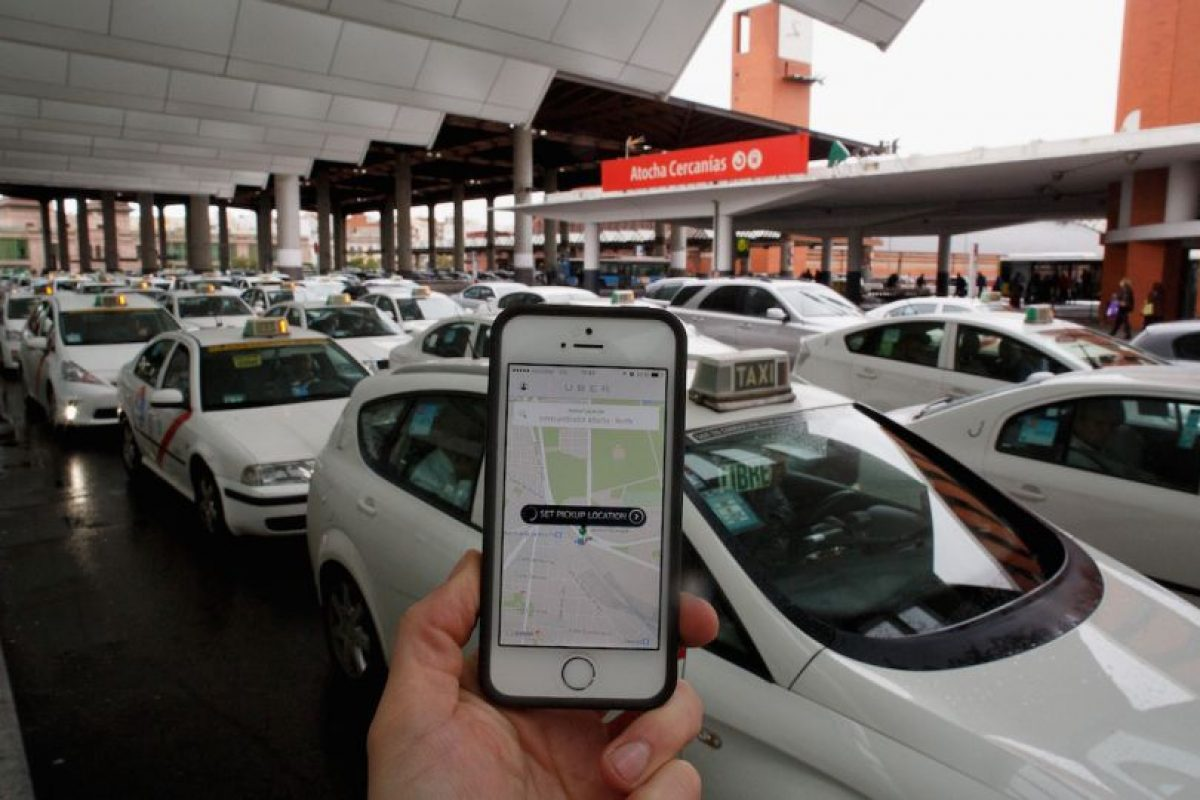 Uber no permite este tipo de prácticas; justo para evitarlo se hace un cargo automático a la tarjeta bancaria o cuenta de PayPal. Foto:Getty Images. Imagen Por: