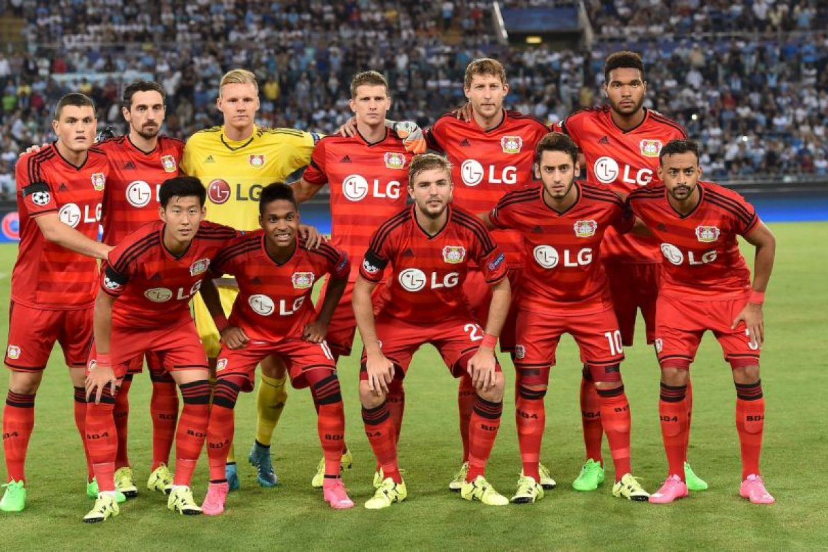 Bayer Leverkusen vs. Roma en Bay Arena, Leverkusen. Foto:Getty Images. Imagen Por: