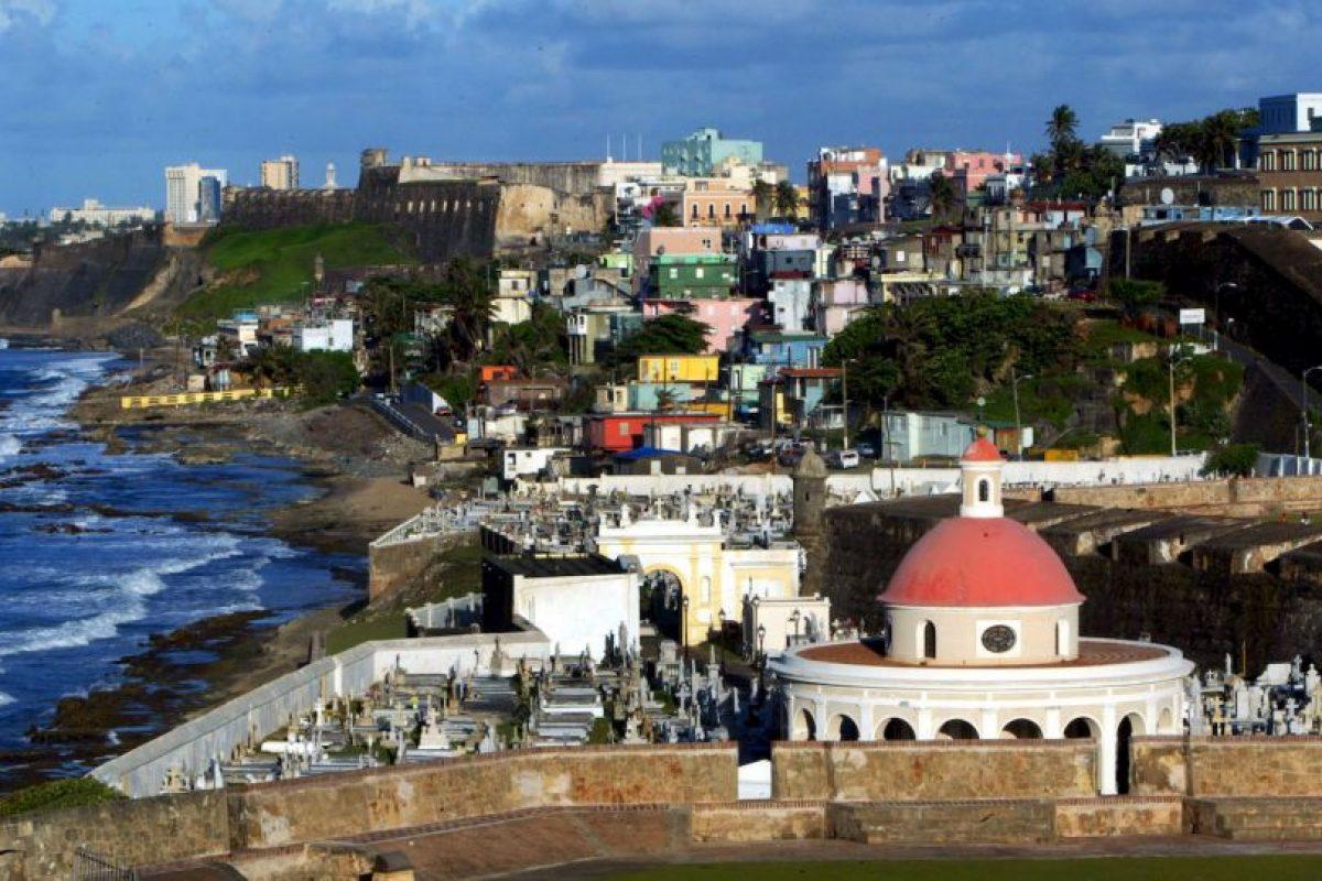 3. Puerto Rico Foto:Getty Images. Imagen Por: