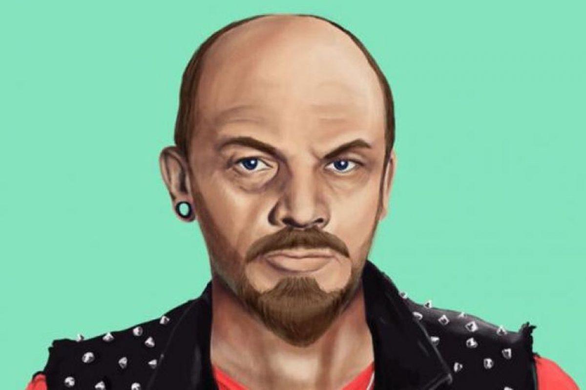 Lenin Foto:amitshimoni. Imagen Por: