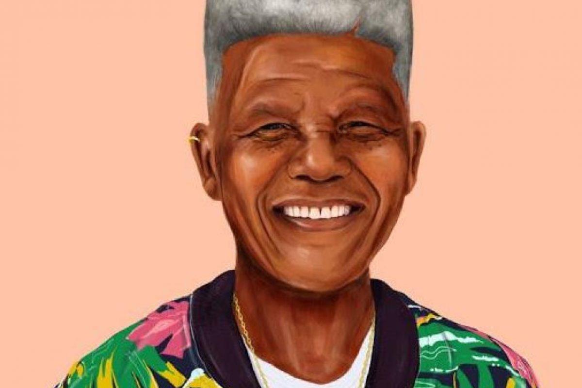 Nelson Mandela Foto:amitshimoni. Imagen Por: