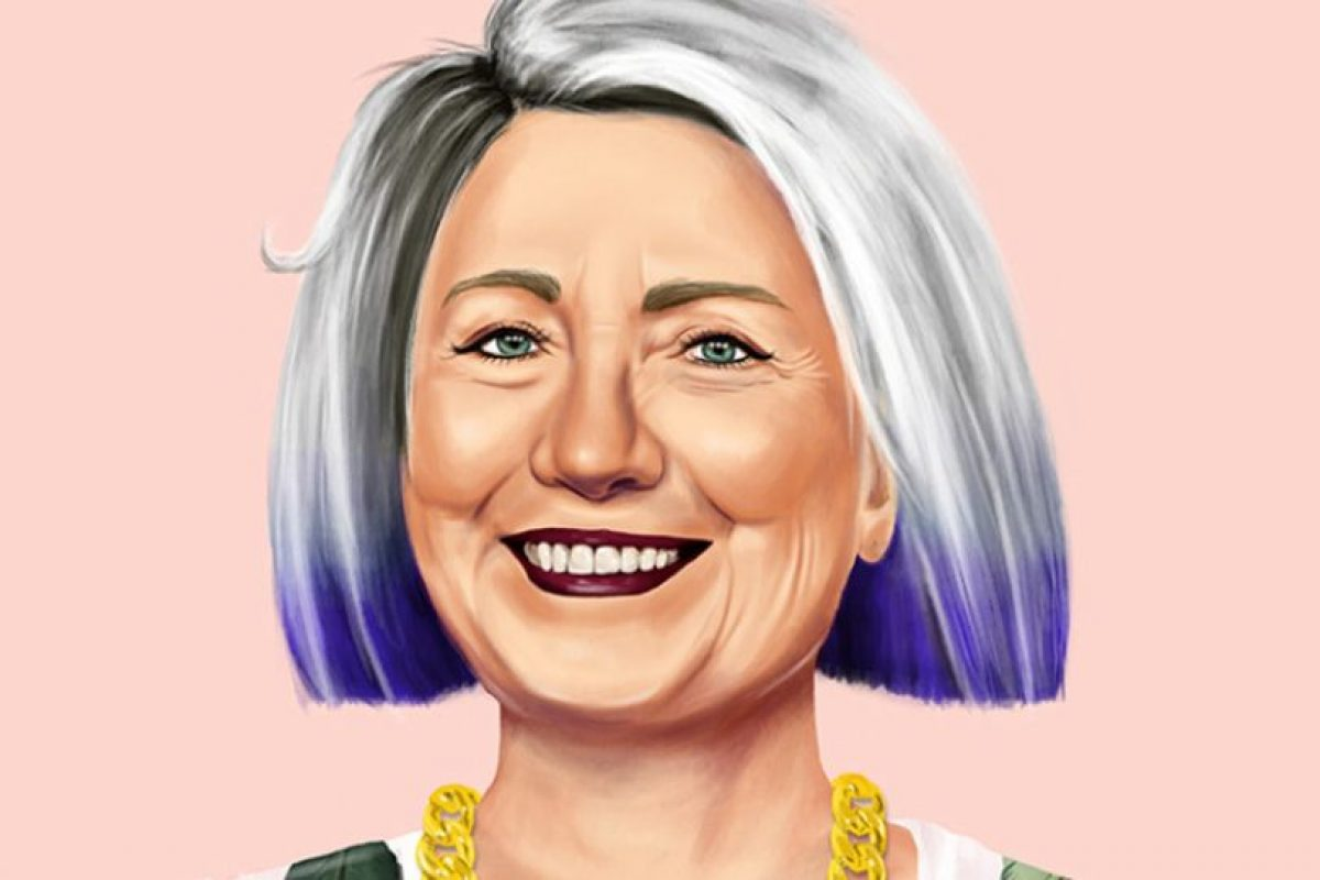 Hillary Clinton Foto:amitshimoni. Imagen Por: