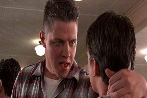 Biff Tannen/Griff Tannen (Thomas F. Wilson) Foto:Vía imdb.com. Imagen Por: