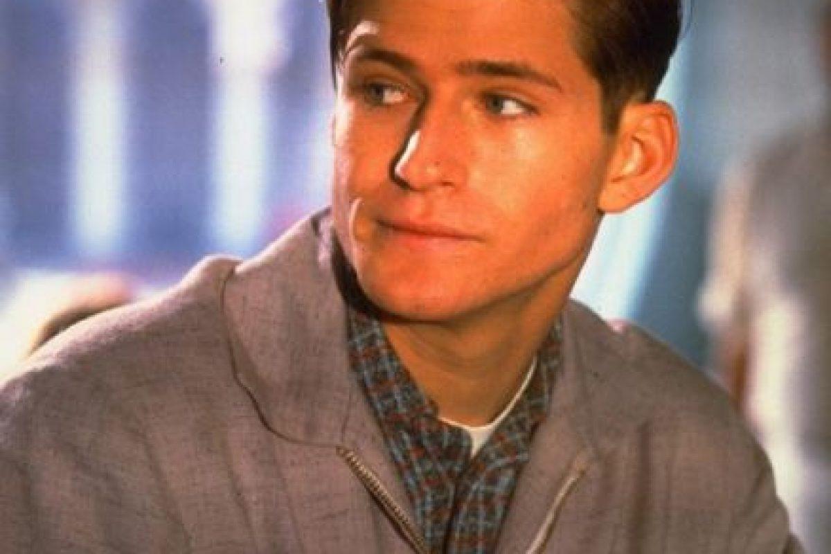 George McFly (Jeffrey Weissman) Foto:Vía imdb.com. Imagen Por: