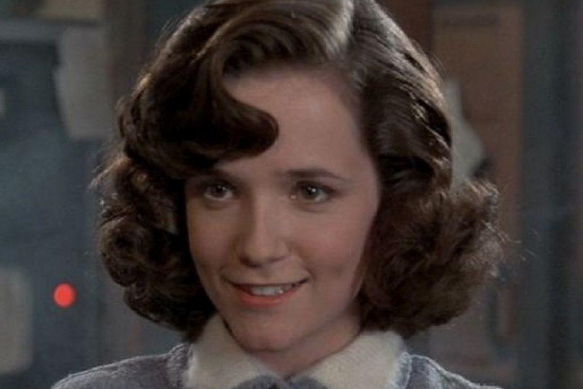 Lorraine McFly (Lea Thompson) Foto:Vía imdb.com. Imagen Por: