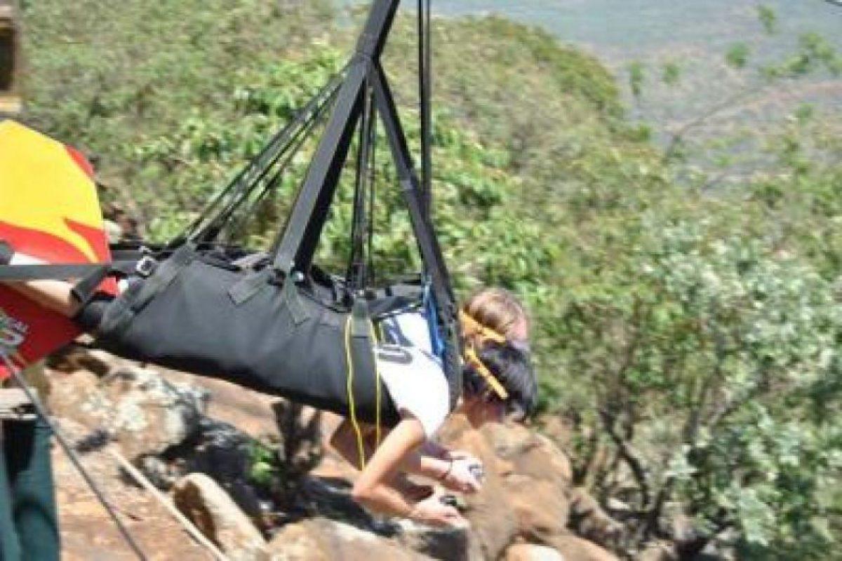 Con un cable de aproximadamente dos kilómetros Foto:zip2000.com. Imagen Por: