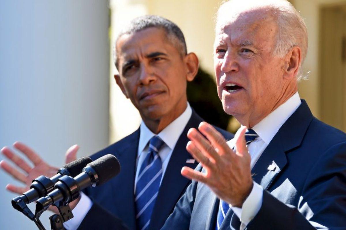El vicepresidente afirmó que no se siente con ánimos para una carrera por la presidencia. Foto:AFP. Imagen Por: