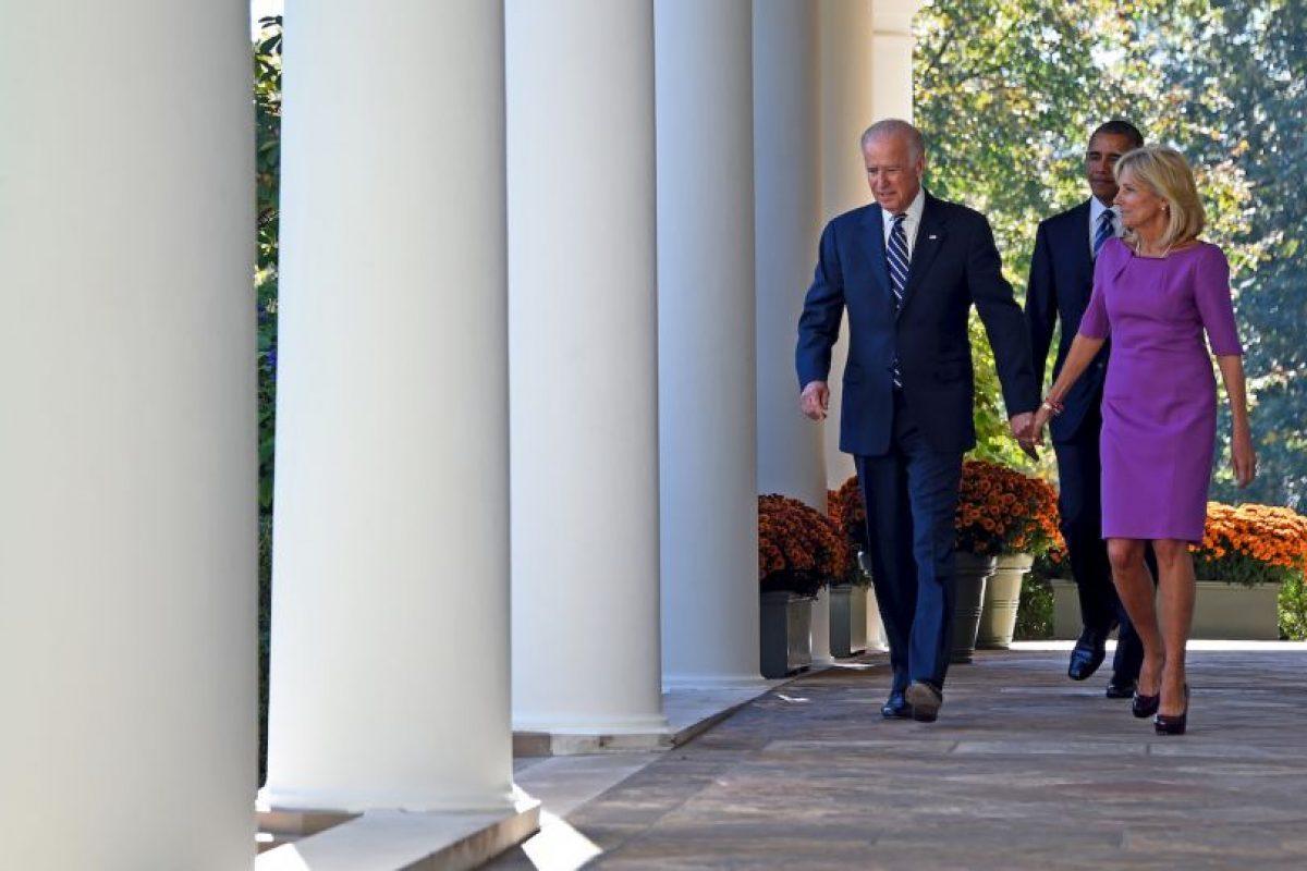 Joe Biden dio el anuncio en las instalaciones de la Casa Blanca. Foto:AFP. Imagen Por: