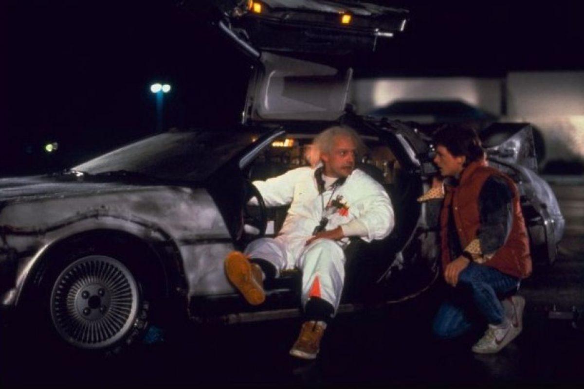 """En 1985 le dio vida al """"Dr. Emmett Brown"""", en la cinta """"Volver al Futuro"""". Imagen Por:"""