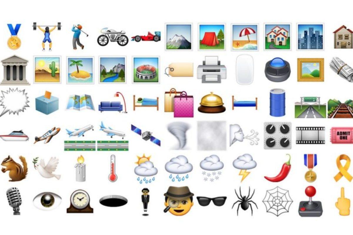 Actividades. Foto:emojipedia.org. Imagen Por: