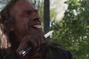 """Le dio vida """"Switchblade Sam"""", el villano de este cinta Foto:vía YouTube. Imagen Por:"""