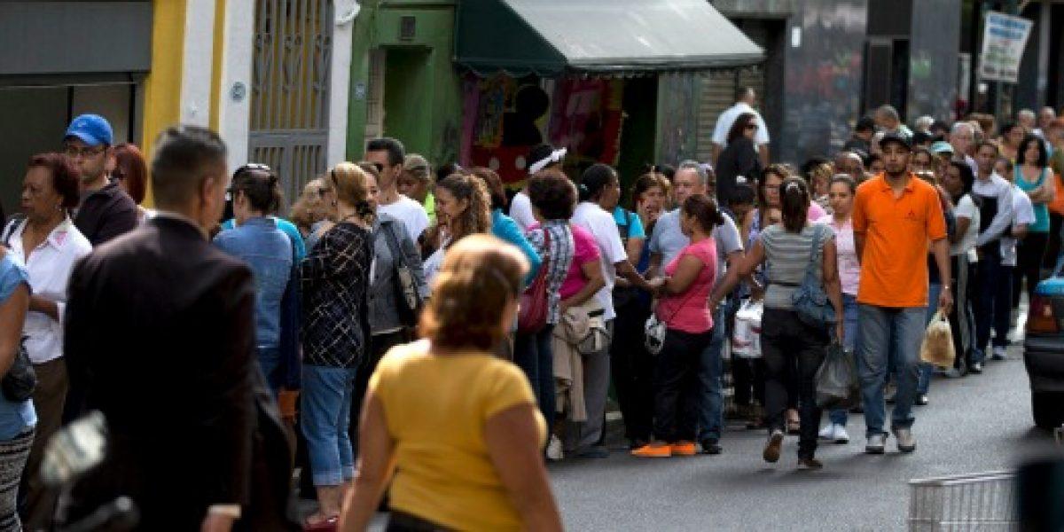 El FMI rechaza que haya negociaciones para un programa de apoyo a Venezuela