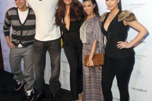 Todo ese tiempo, tanto Khloé como los integrantes de la familia Kardashian-Jenner estuvieron al pendiente del estado de salud de Lamar. Foto:Getty Images. Imagen Por: