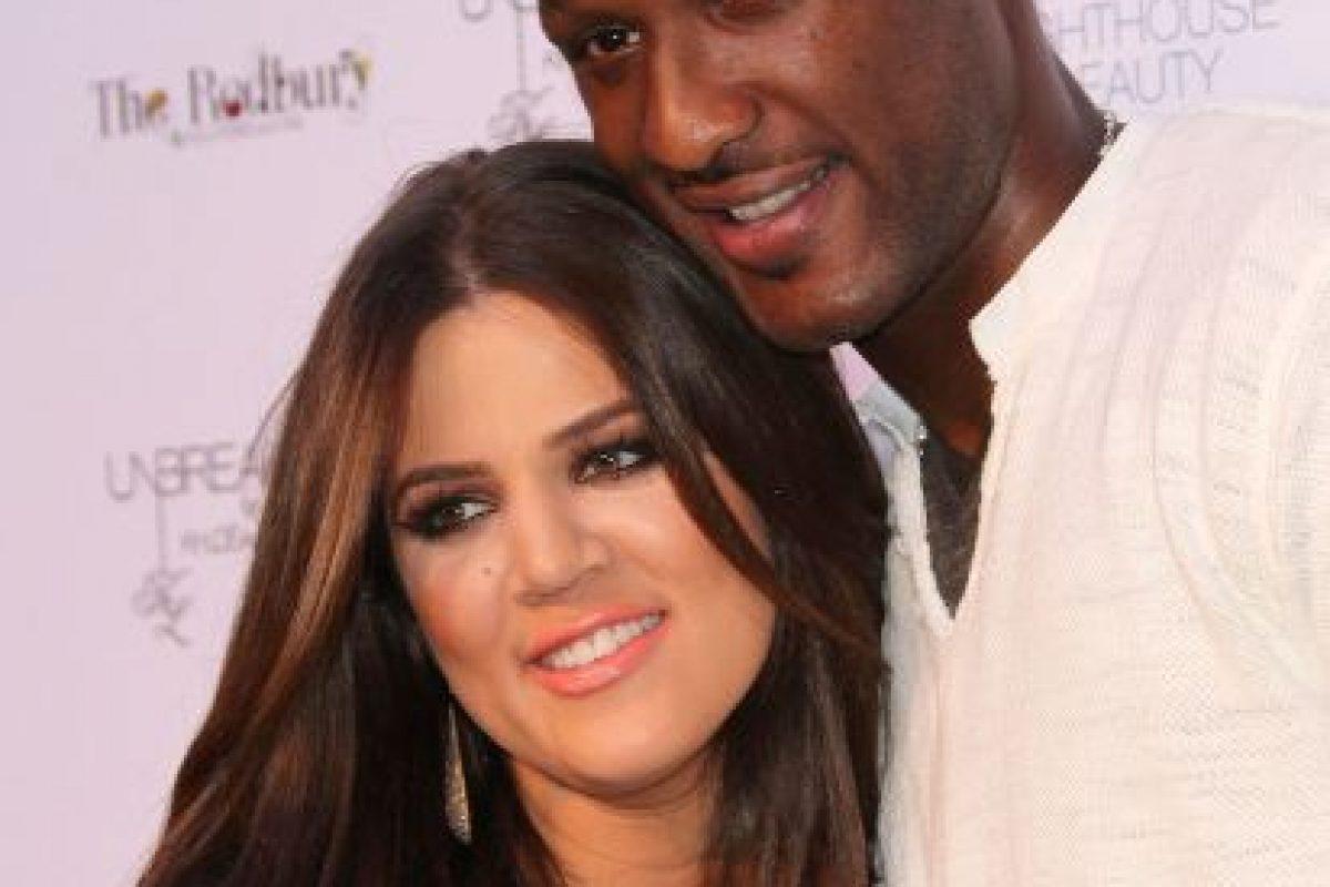 El aún esposo de Khloé Kardashian fue encontrado incosciente después de pasar cuatro días de fiesta el pasado 13 de octubre. Foto:Getty Images. Imagen Por: