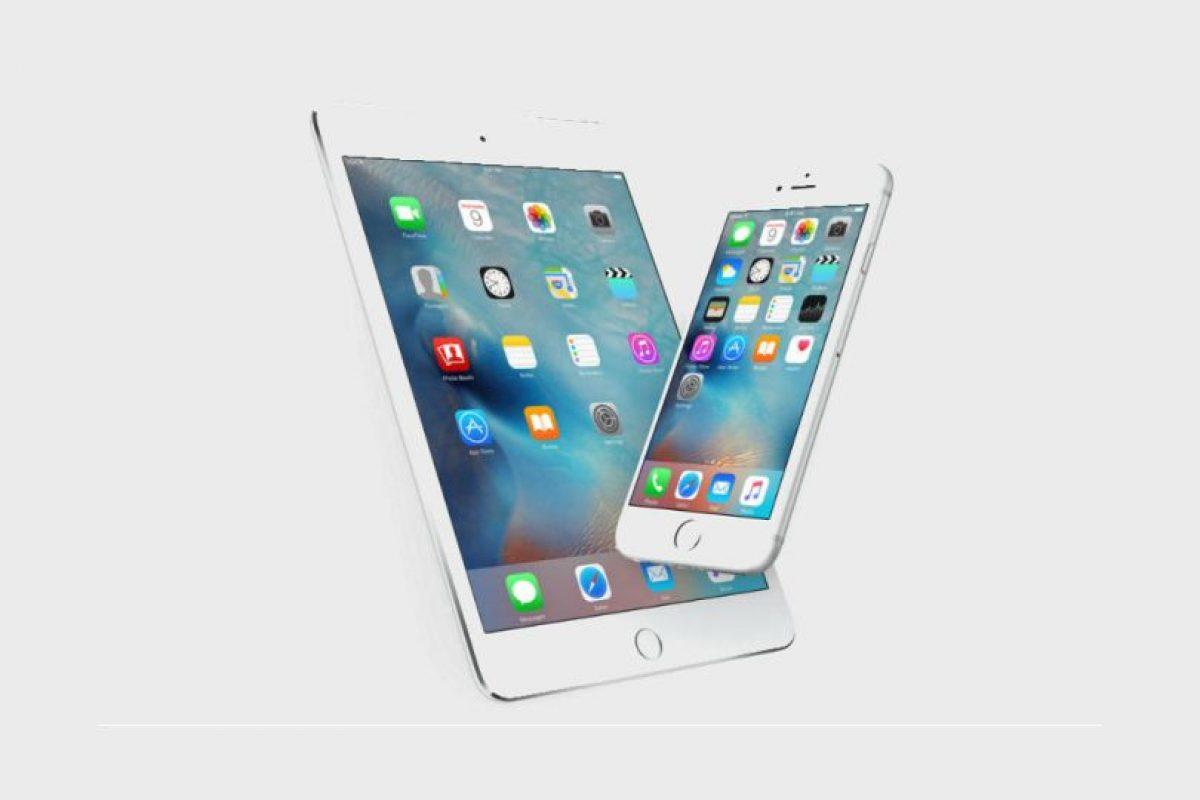 iOS 9.1 ya está disponible. Foto:Apple. Imagen Por: