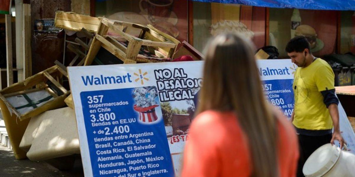 """""""Mall del Mueble"""": hay 15 detenidos por protestas tras desalojos"""