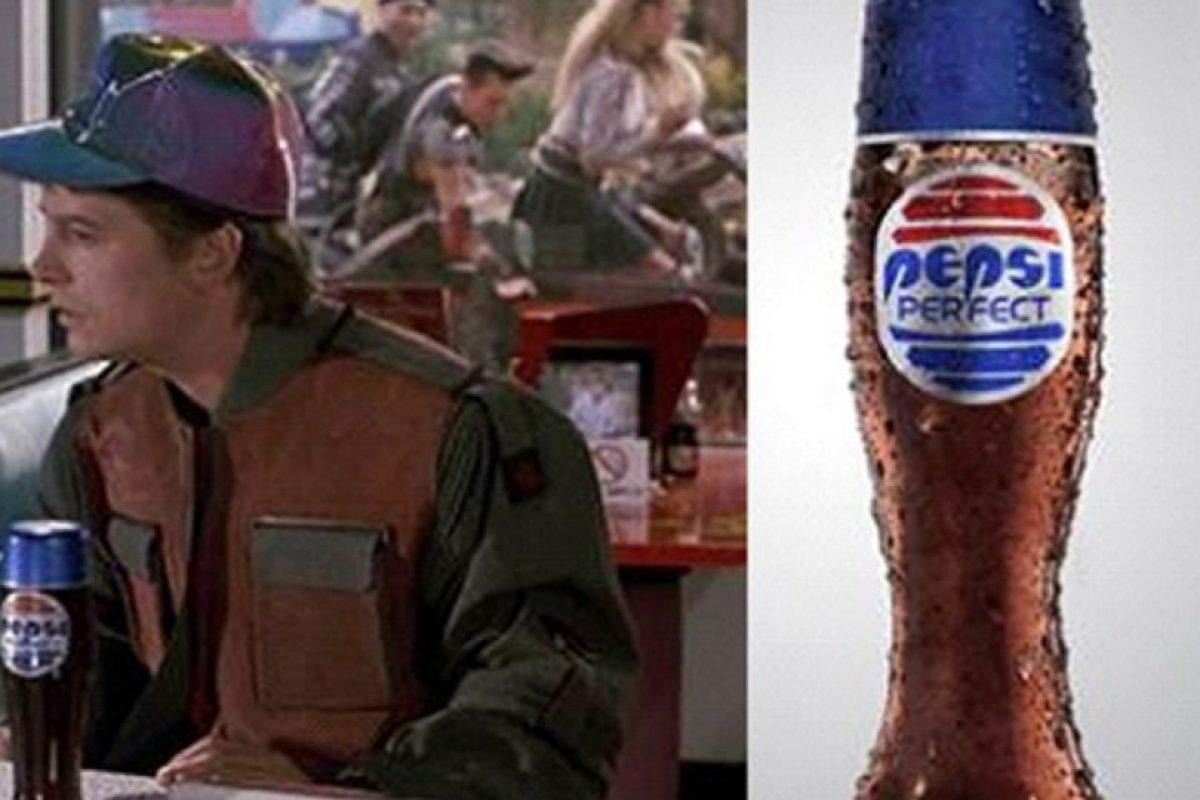 También abreviada como BTTF (sigla en inglés) es una película de ciencia ficción y comedia. Foto:Vía Youtube Pepsi. Imagen Por: