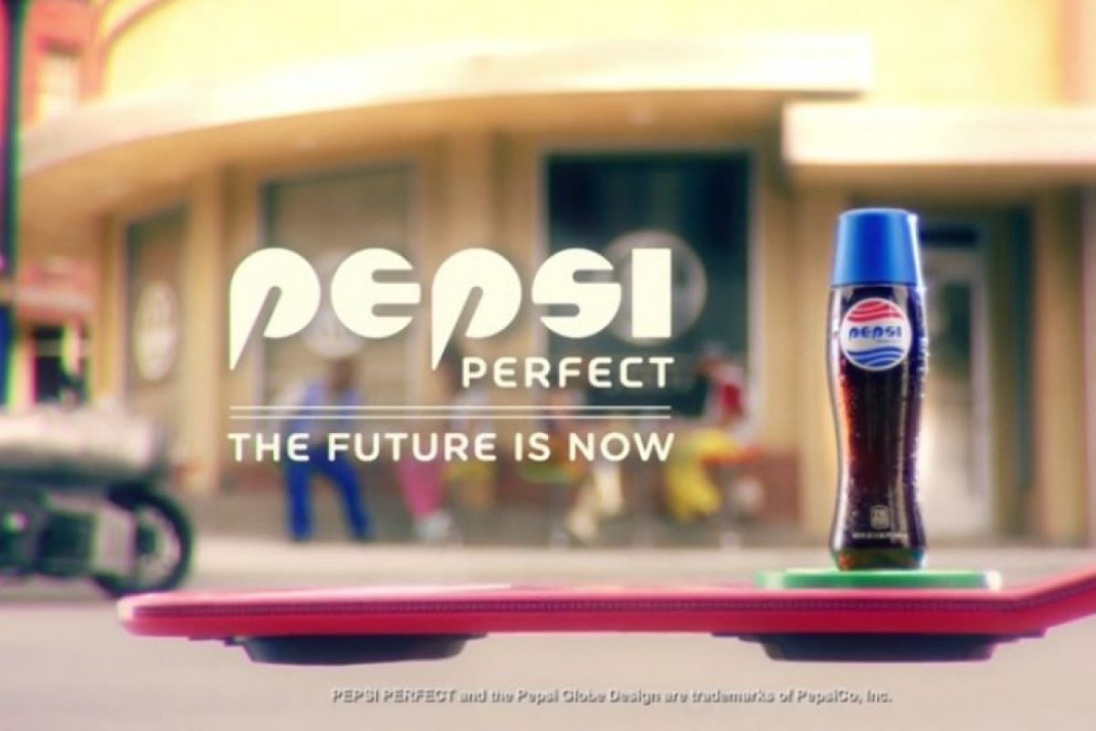 """Tras su estreno el 3 de julio de 1985, """"Back to the Future"""" se convirtió en la película más exitosa de ese año. Foto:Vía Youtube Pepsi. Imagen Por:"""