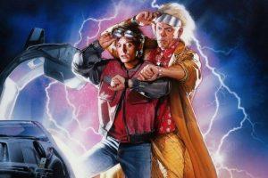 """La película """"Volver al Futuro"""", dirigida por Robert Zemckis, fue estrenada en 1985. Foto:Vía Twitter. Imagen Por:"""