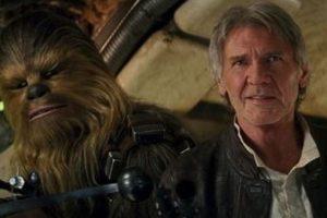 Han Solo y Chewbacca. Foto:Lucasfilm. Imagen Por: