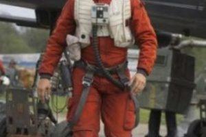 X-Wing Pilot Poe Dameron, interpretado por Oscar Isaac. Foto:Lucasfilm. Imagen Por: