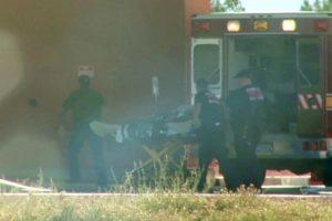 Lamar fue trasladado a un centro hospitalario de Pahrump, tras ser encontrado inconsciente Foto:Grosby Group. Imagen Por: