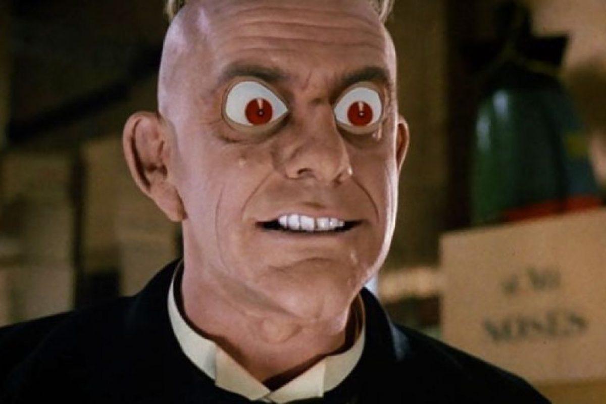 """En 1998 le dio vida al """"Juez Doom"""", en la película """"¿Quién engañó a Roger Rabbit?"""" Foto:Touchstone Pictures. Imagen Por:"""