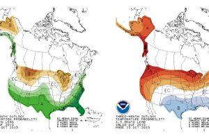 El fenómeno de El Niño de destaca por los cambios en las temperaturas en el Pacífico tropical. Foto:AP. Imagen Por: