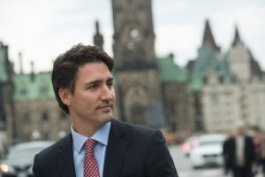 Justin Trudeau es el actual primer ministro de Canadá. Foto:AFP. Imagen Por: