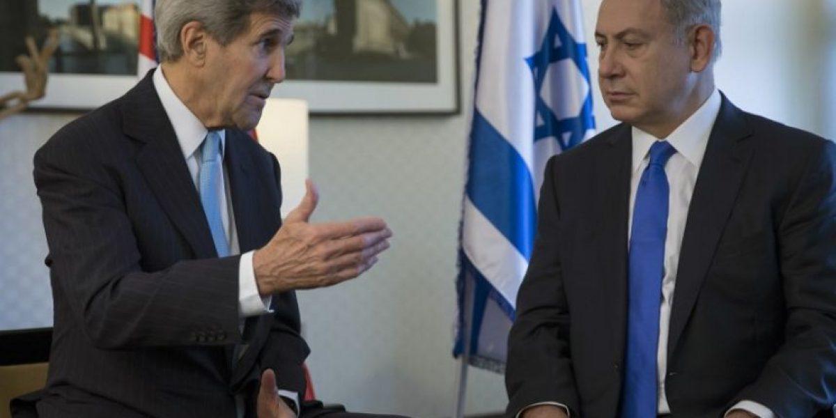 Kerry exige ante Netanyahu