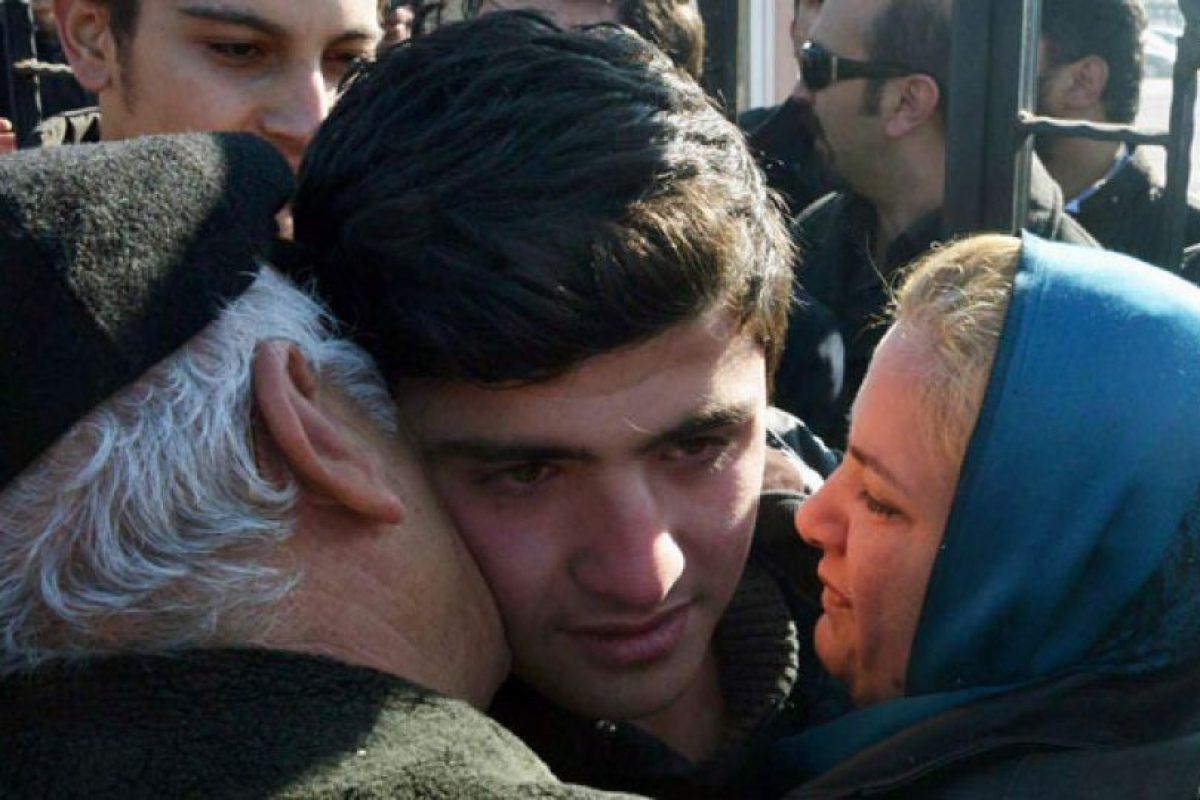 No es el primer caso: el estudiante de 16 años, Mehmet Emin Altunses,también fue detenido en 2014 por llamar corrupto al presidente Foto:Reproducción. Imagen Por: