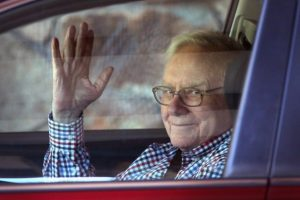 Warren Buffet. Ya donó 21 mil 500 millones de dólares de su fortuna Foto:Getty Images. Imagen Por: