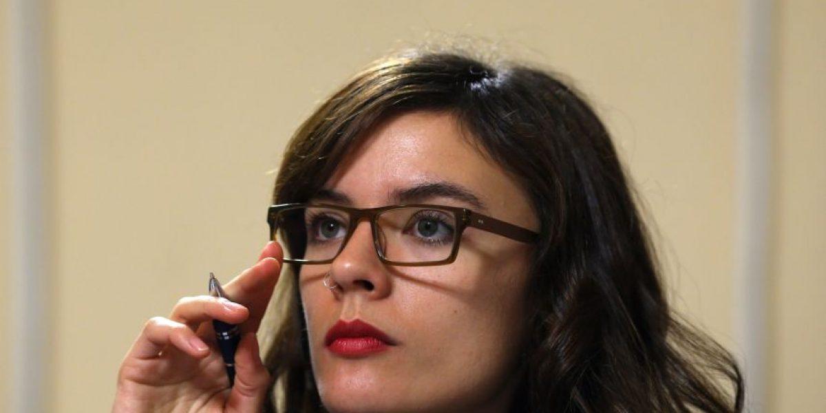Camila Vallejo realiza llamado a redistribuir el aporte entregado a las universidades